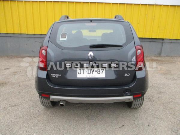 Renault Duster 2.0 año 2017