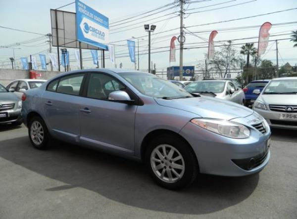 Renault Fluence EXPRESSION año 2011