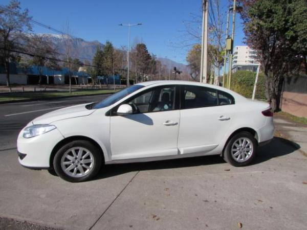 Renault Fluence EXPRESSION 2.0 6 VEL año 2011