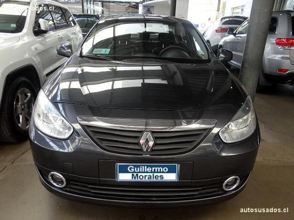 Renault Fluence EXPRESSION año 2012