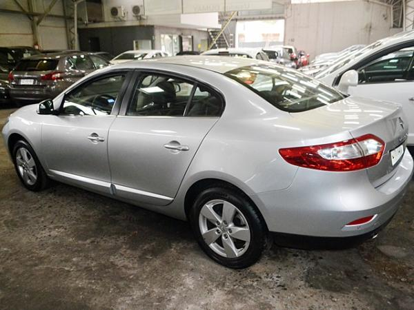 Renault Fluence PRIVILEGE 2.0 AT año 2012