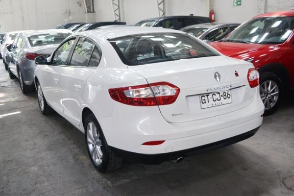 Renault Fluence PRIVILEGE 2.0 AT año 2014