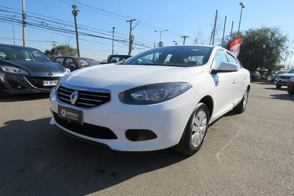 Renault Fluence AUTHENTIQUE año 2014