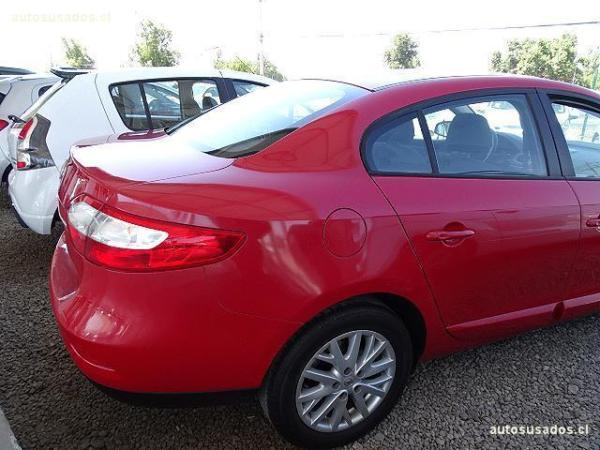 Renault Fluence EXPRESSION año 2014