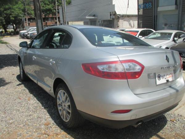 Renault Fluence Expression 2.0 Mt año 2015