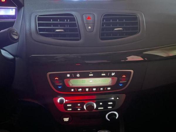 Renault Fluence PRIVILEGE 2.0 año 2015