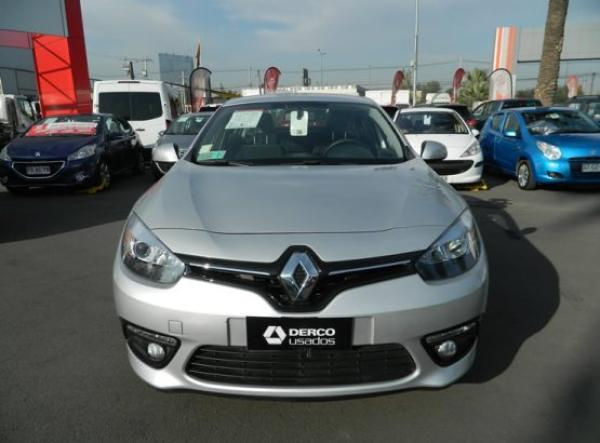 Renault Fluence EXPRESSION año 2016