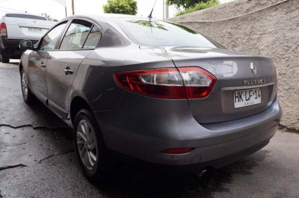 Renault Fluence 1.6 EXPRESSION MT año 2016