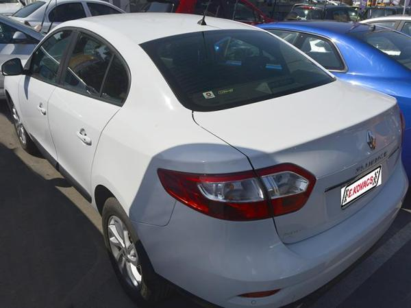 Renault Fluence EXPRESSION 1.6 año 2016