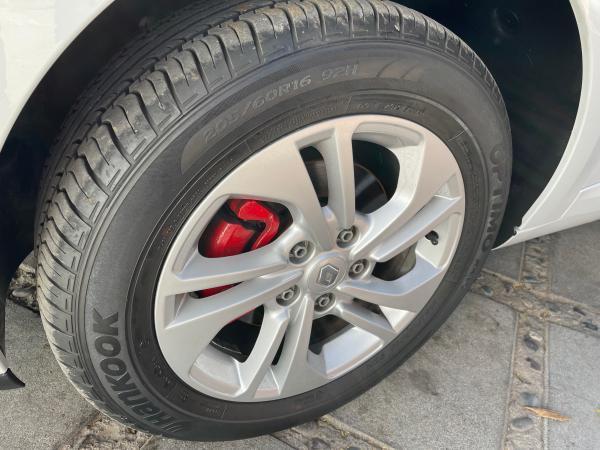 Renault Fluence CVT AT año 2019