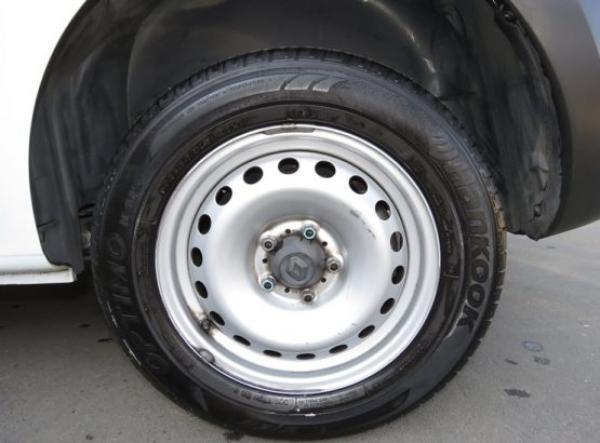 Renault Kangoo FACE II año 2011