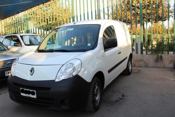 Renault Kangoo  año 2013