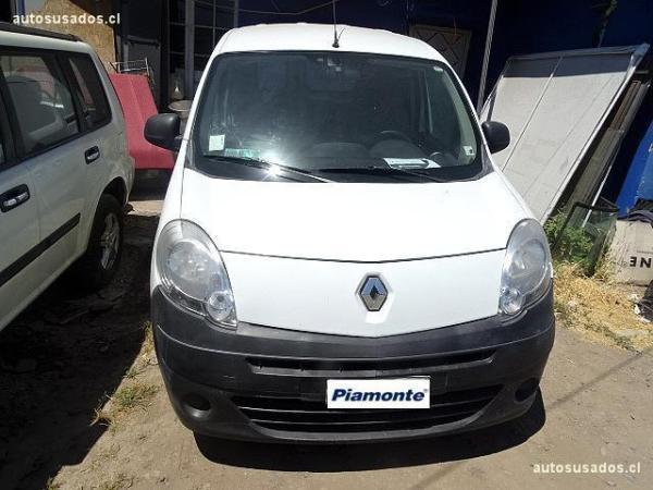 Renault Kangoo  año 2014