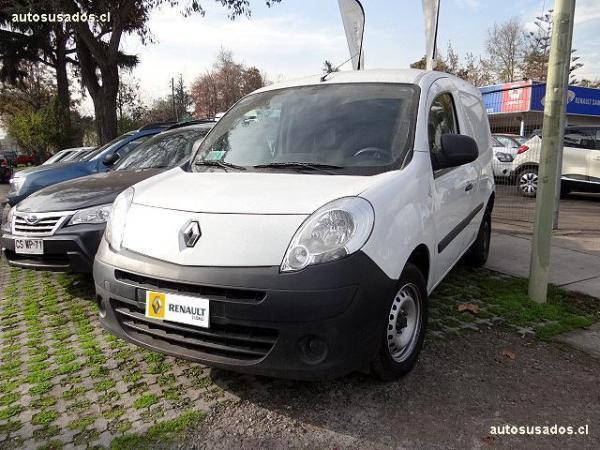 Renault Kangoo HDI año 2014