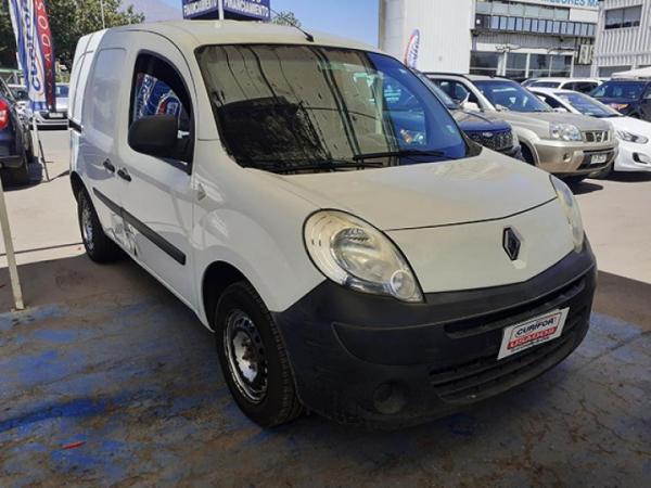 Renault Kangoo 1.5 año 2014