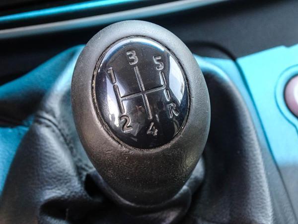 Renault Kangoo MT año 2014