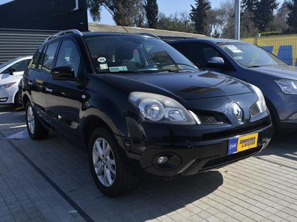 Renault Koleos KOLEOS DYNAMIQUE 2.5 AT año 2010