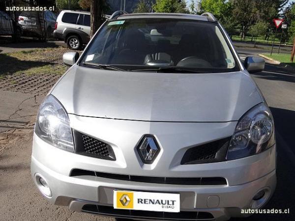 Renault Koleos DYNAMIQUE año 2012