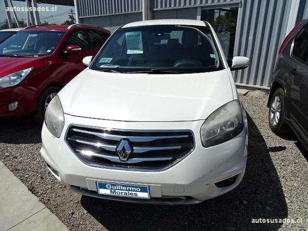 Renault Koleos EXPRESSION año 2012