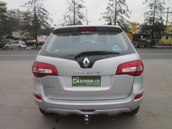 Renault Koleos ESPRESSION 2.5 MT 4X2 año 2014