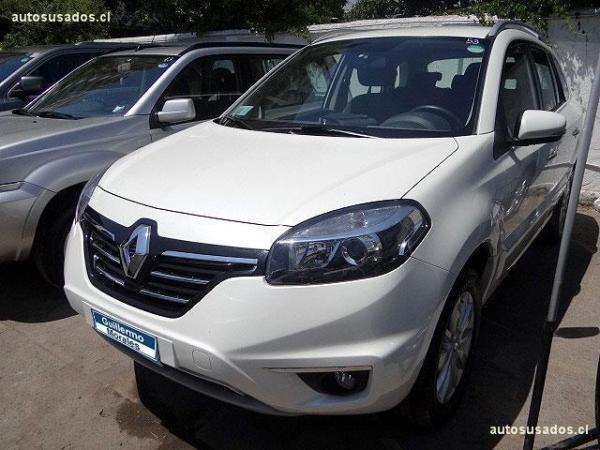 Renault Koleos EXPRESSION año 2015