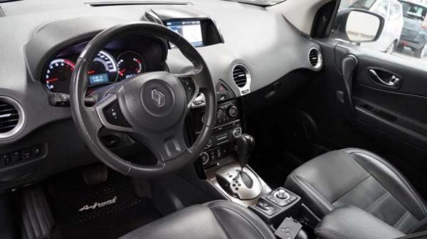 Renault Koleos dynamique 2.5 año 2016