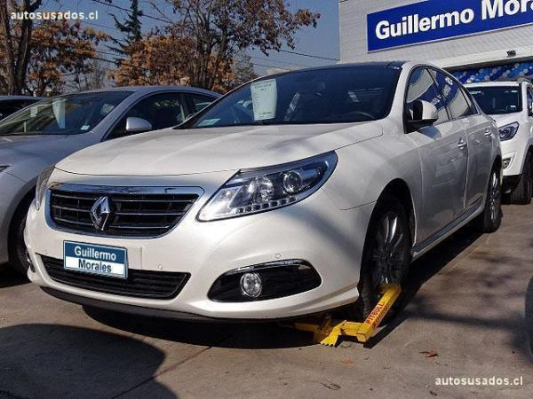 Renault Latitude PRIVILEGE año 2014