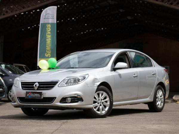 Renault Latitude 2.0L MT año 2014
