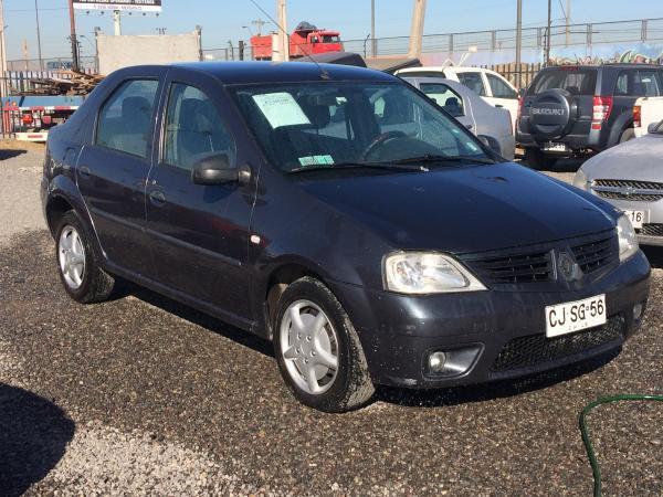 Renault Logan EXPRESION 1.6 año 2010