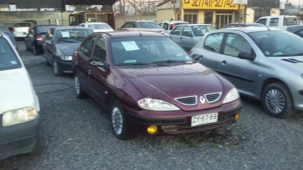 Renault Megane 1.6 año 2007