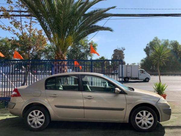 Renault Megane 1.6 año 2008