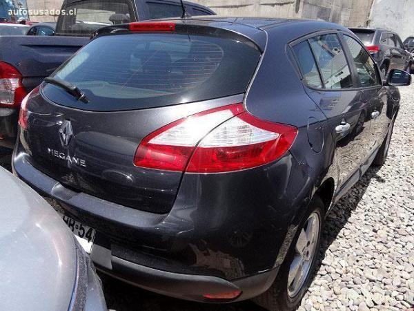 Renault Megane lll DYNAMIC año 2012