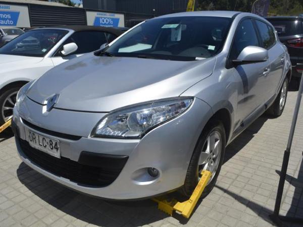 Renault Megane Megane Iii Hb Dynamique 2 año 2012
