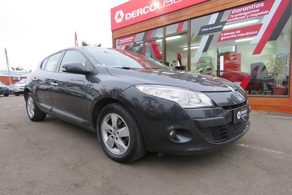 Renault Megane DYNAMIQUE año 2012