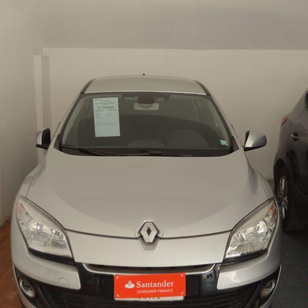 Renault Megane III DYNAMIQUE 2.0 . año 2013
