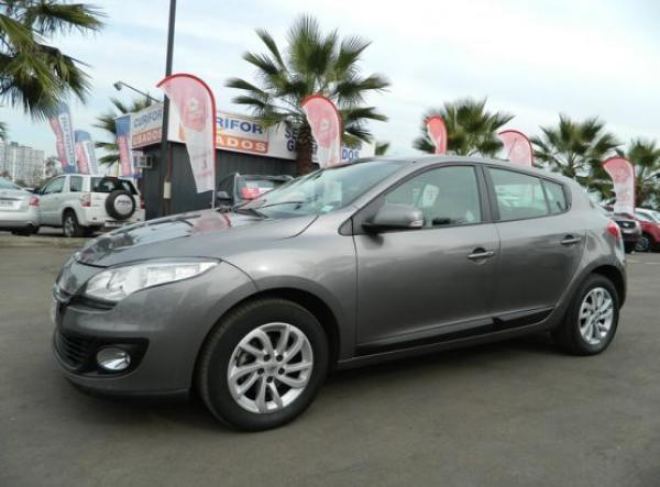 Renault Megane EXPRESSION año 2014