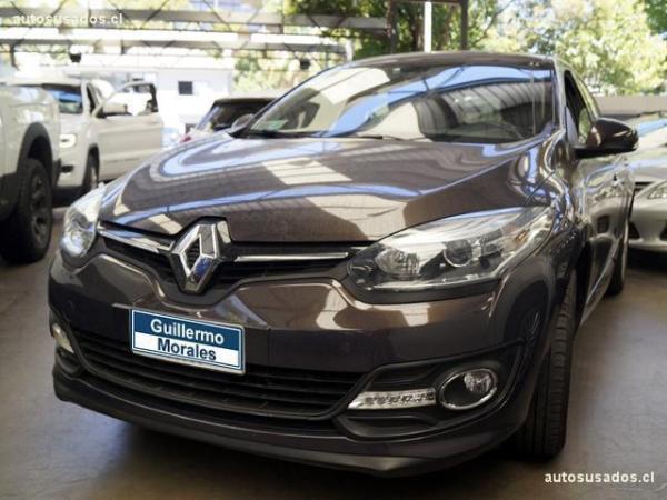 Renault Megane III año 2015