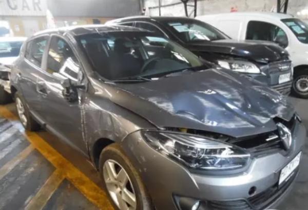 Renault Megane  año 2015