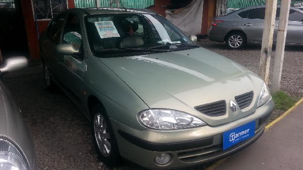 Renault Megane II Sedan RENAULT MEGANE SEDAN EXPR año 2004