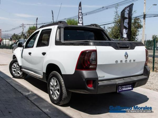 Renault Oroch ZEN 1.6 año 2019