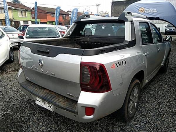 Renault Oroch  año 2019