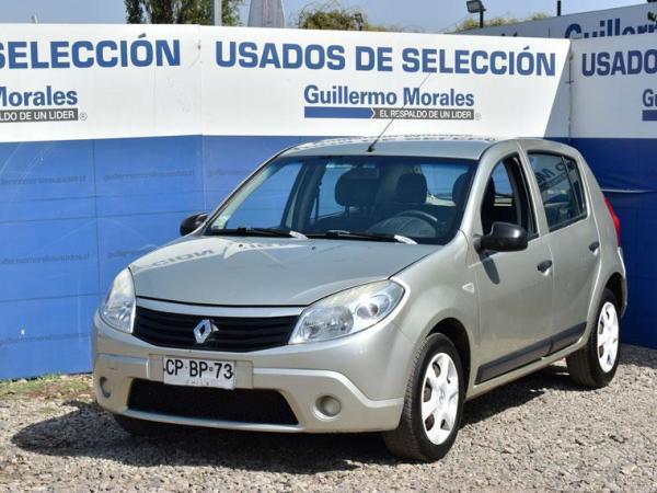 Renault Sandero 1.6 año 2010