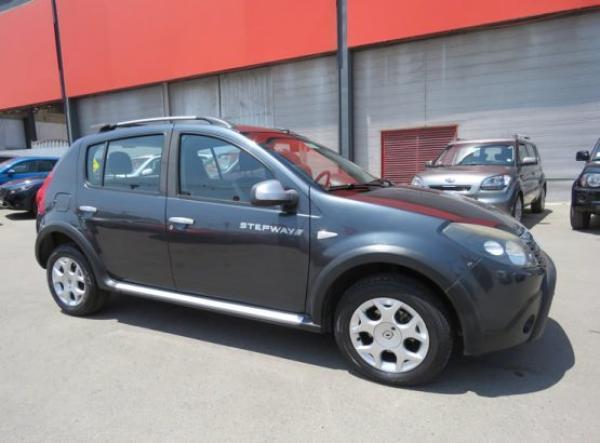 Renault Sandero STEPWAY año 2012