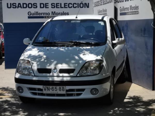 Renault Scenic 2.0 año 2003