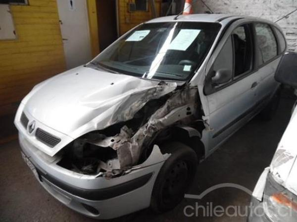 Renault Scenic  año 2004