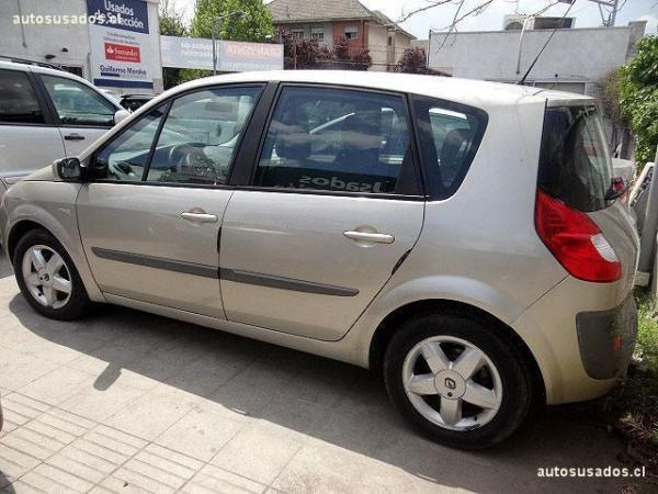 Renault Scenic EXPRESS año 2007