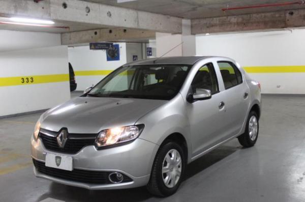 Renault Symbol EXPRESSION MT 1.6 año 2016