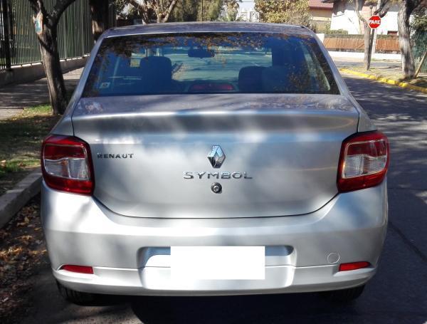 Renault Symbol 617 RENAULT SYMBOL EXPRES año 2016