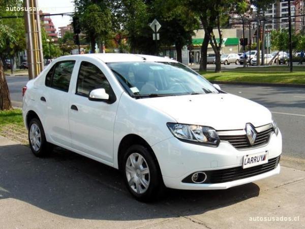 Renault Symbol Expression 1.6 año 2016