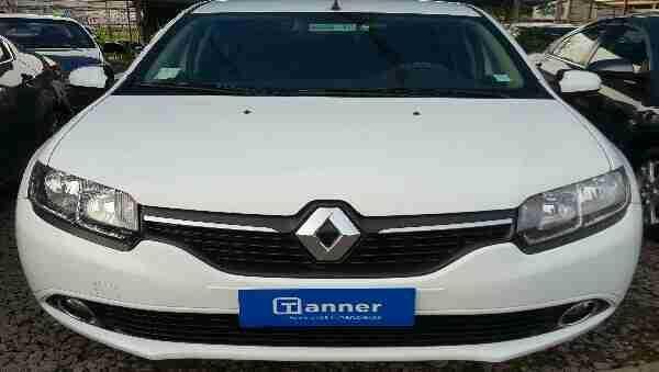 Renault Symbol Privilege COMPRAMOS CONTADO año 2014